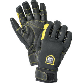 Hestra Ergo Grip Active Gloves Unisex Black/Black